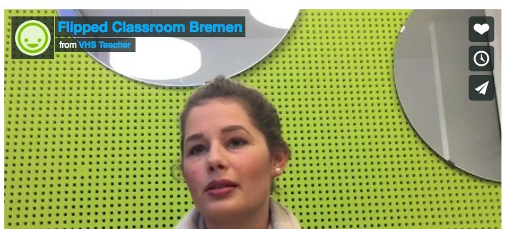 flipped learning video bremen